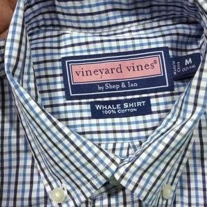 Vineyard Vines by shep & Ian Whale Shirt